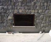serramenti in acciaio corten