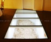 pavimenti in vetro