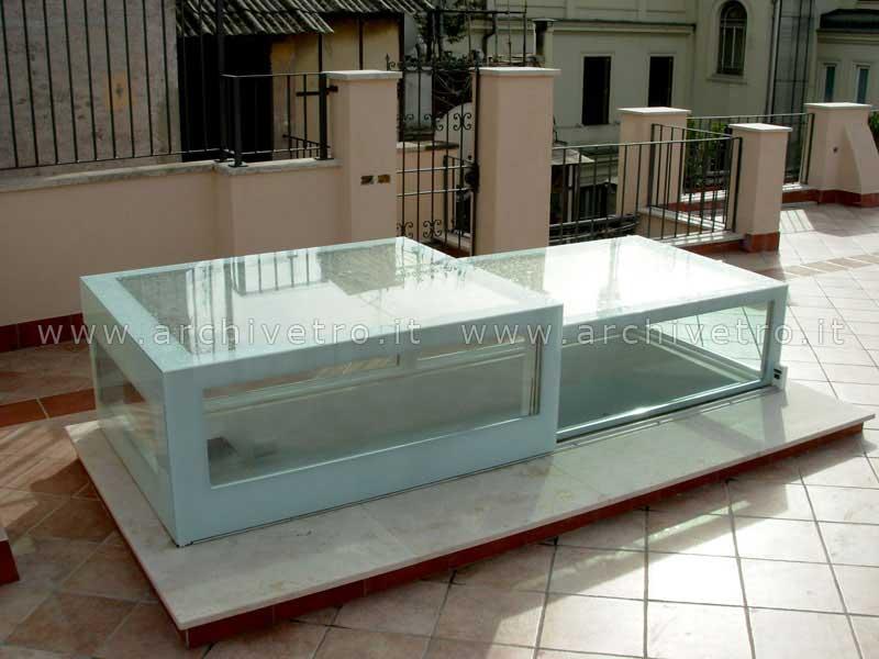 Lucernario Variglass \