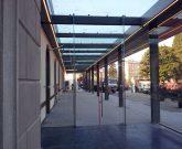 facciate vetrate strutturali