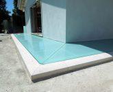 pavimenti in vetro per esterni pedonabili e carrabili