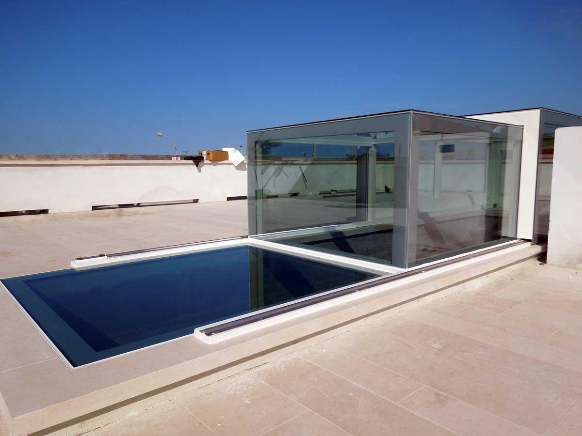 Lucernari apribili in vetro archivetro for Lucernari per tetti