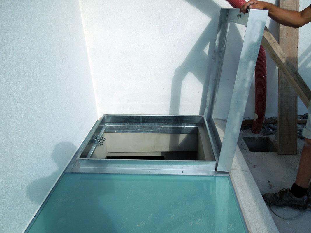 Pavimenti In Vetro Per Esterni pavimenti in vetro per esterni, carrabili - archivetro